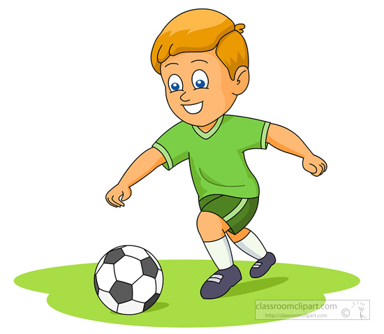 Kick ball clip art.