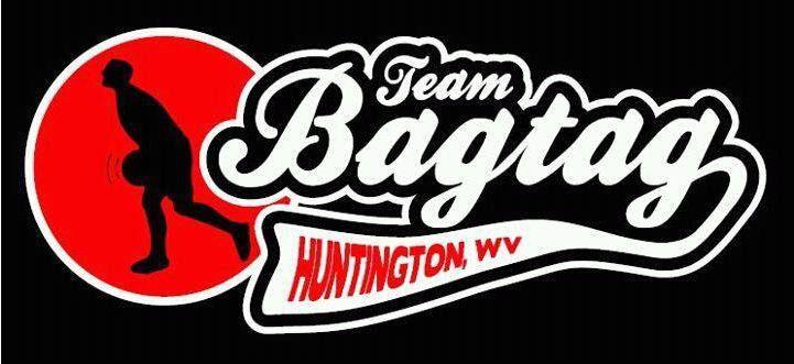 Team Bagtag logo from #WV #kickballday kickball.com.