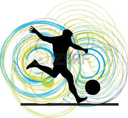 530 Kickball Stock Vector Illustration And Royalty Free Kickball.