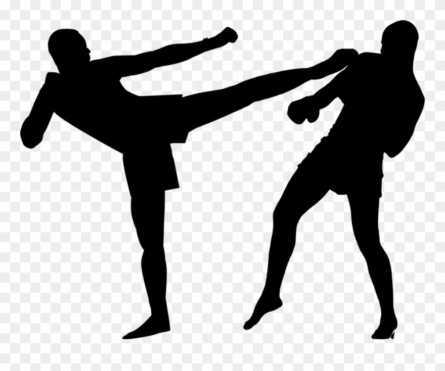 Kickboxing Png.