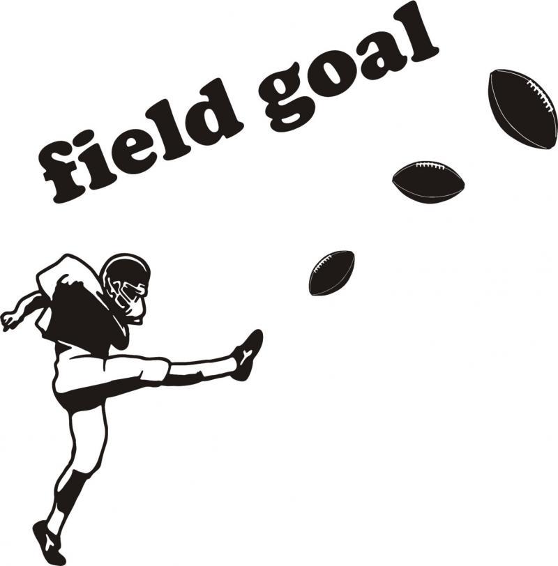 Field Goal Clipart.