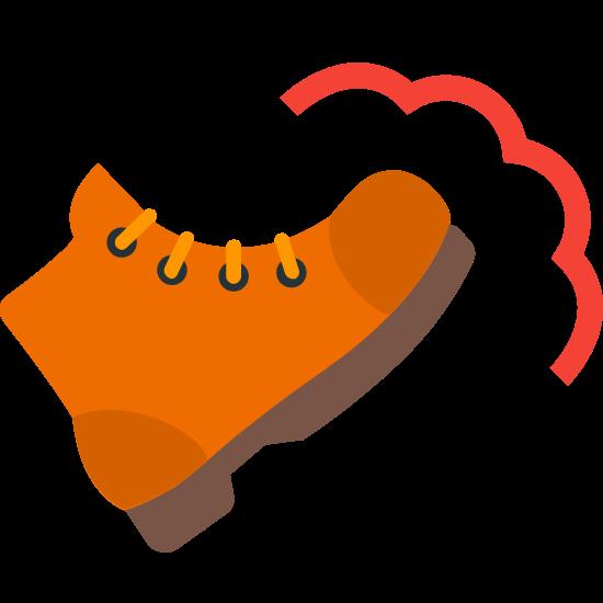 Boot Kick PNG Transparent Boot Kick.PNG Images..