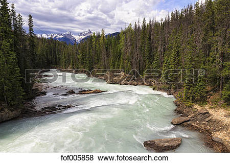Pictures of Canada, British Columbia, Yoho Nationalpark, Natural.