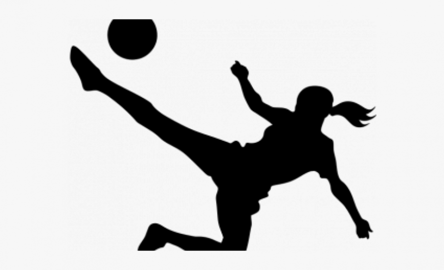 How Girl Kicking Soccer Ball Clip Art Can Increase Your.