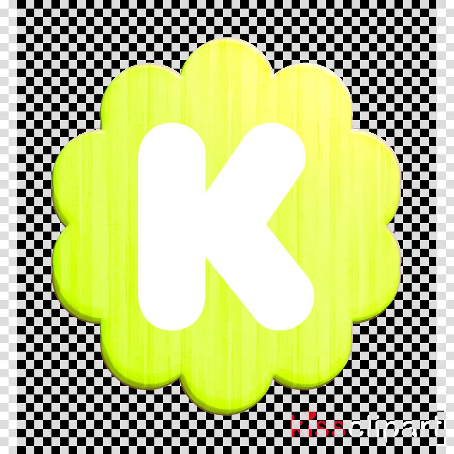 flower icon k icon kickstarter icon clipart.