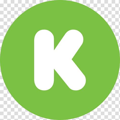 Somacro DPI Social Media Icons, kickstarter, green k.