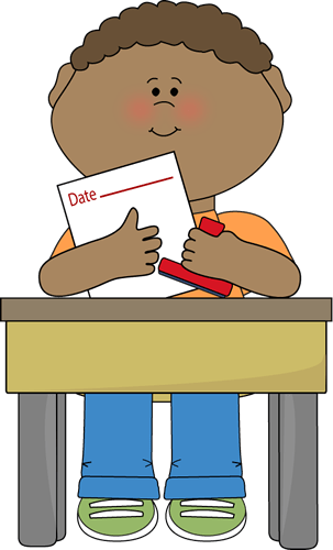 Kid at desk clipart 3 » Clipart Portal.
