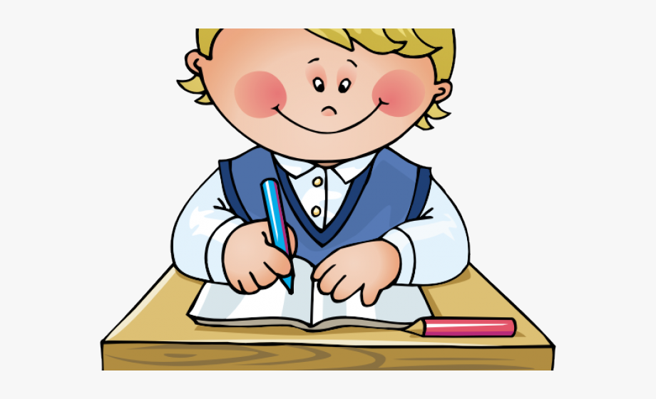School Work Clipart.