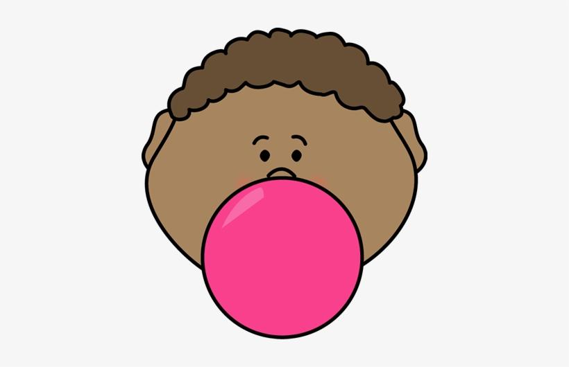 Blowing Bubble Gum Clipart 5 By Jennifer.