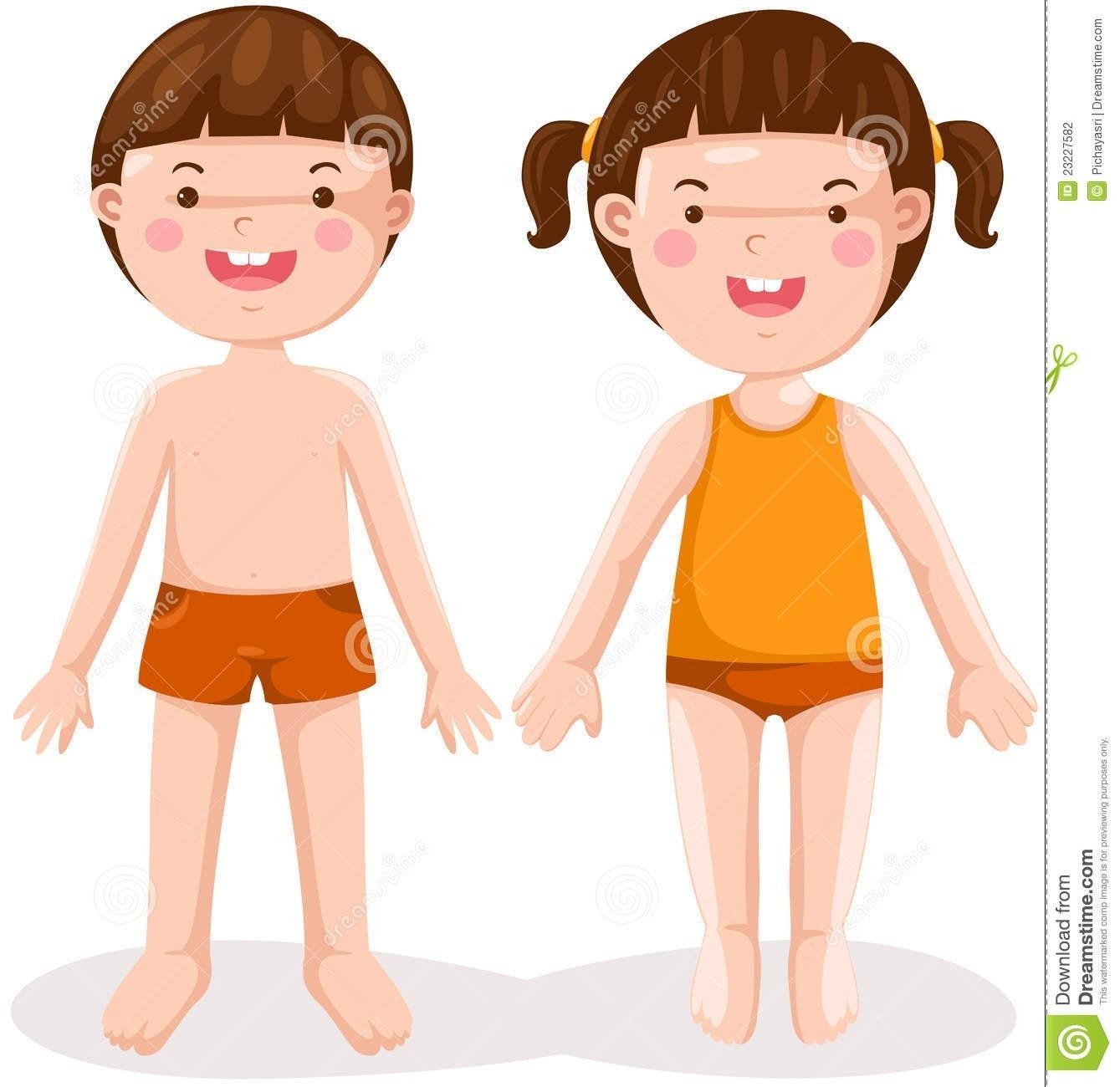 Child body clipart 5 » Clipart Portal.