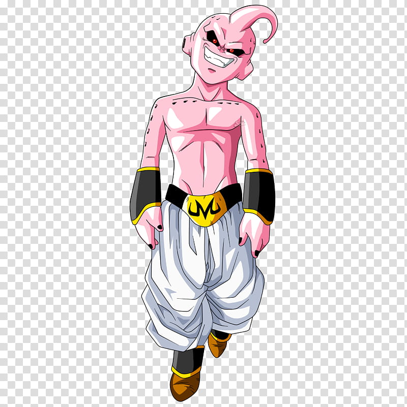 Majin Boo PNG clipart images free download.