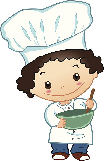 Kid chef clipart 5 » Clipart Station.
