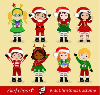 Christmas Kids / Children.