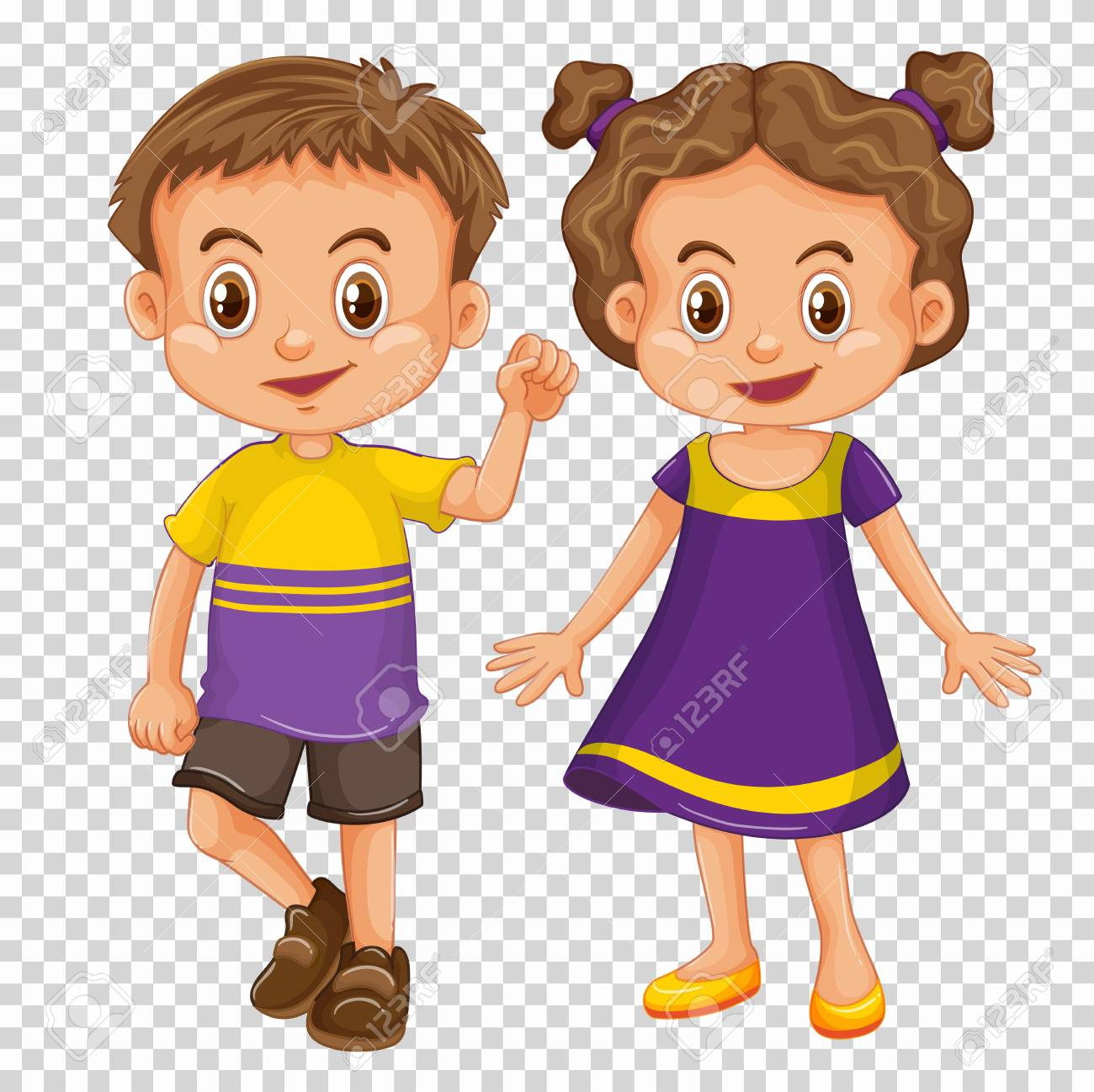 Child Clipart Transparent Background.