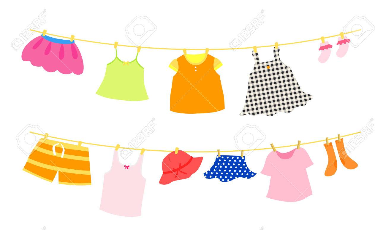 Kids clothes clipart 2 » Clipart Station.