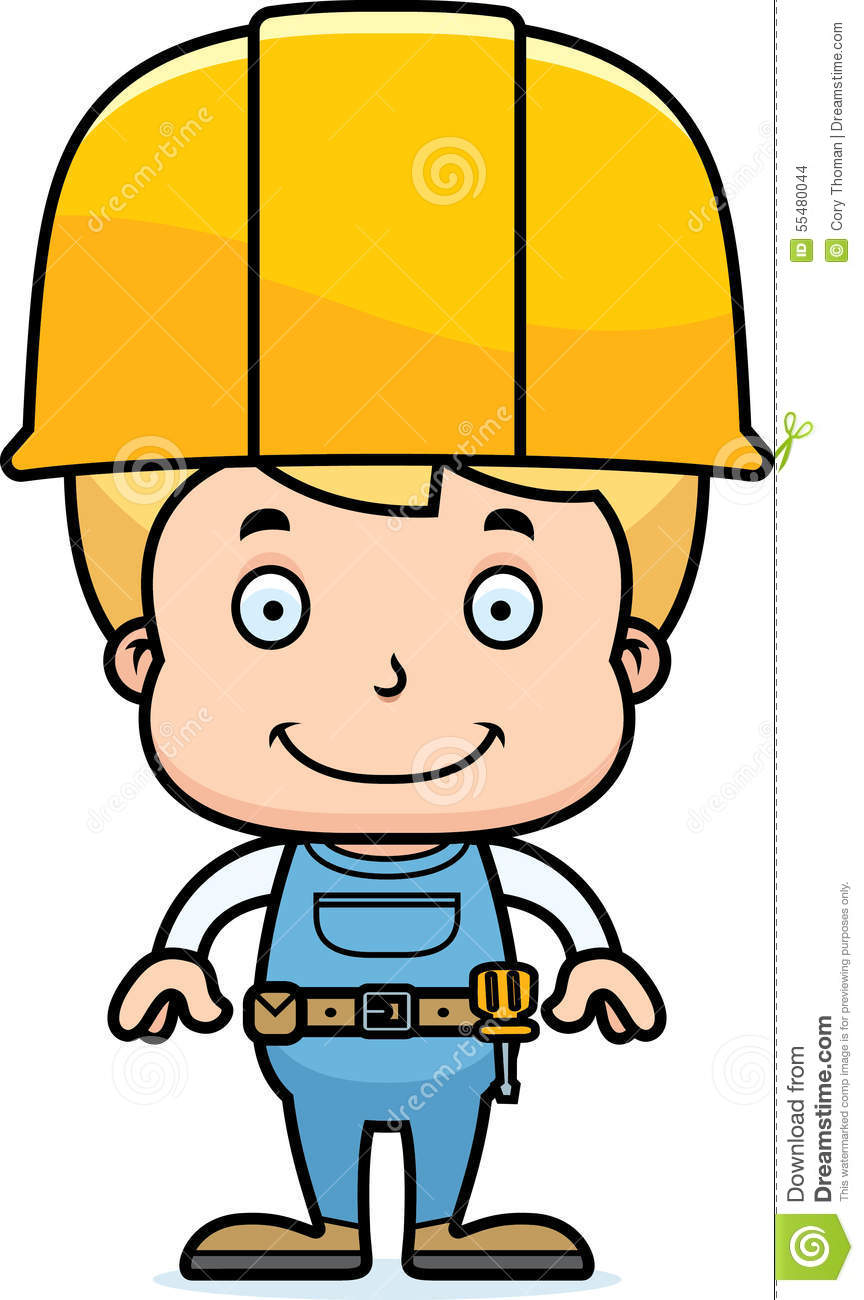 Kid construction worker clipart 5 » Clipart Station.