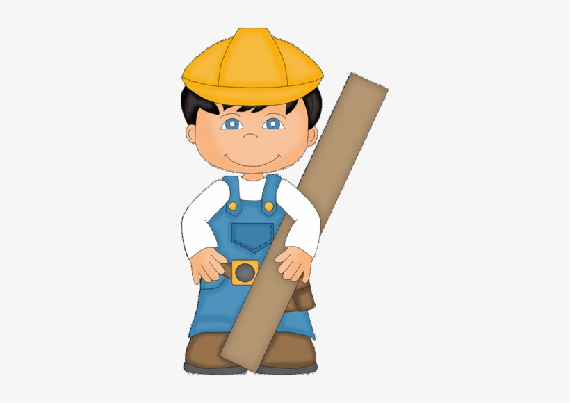 Boys Constructor Clip Art Pictures, Construction Worker.