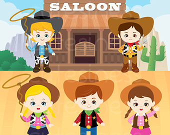 Free Girl Cowboy Cliparts, Download Free Clip Art, Free Clip Art on.