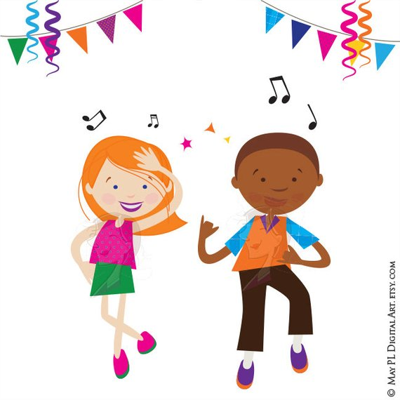 Png Dance Kids Transparent Images 3378 PNGio Regular Dancing Clipart.