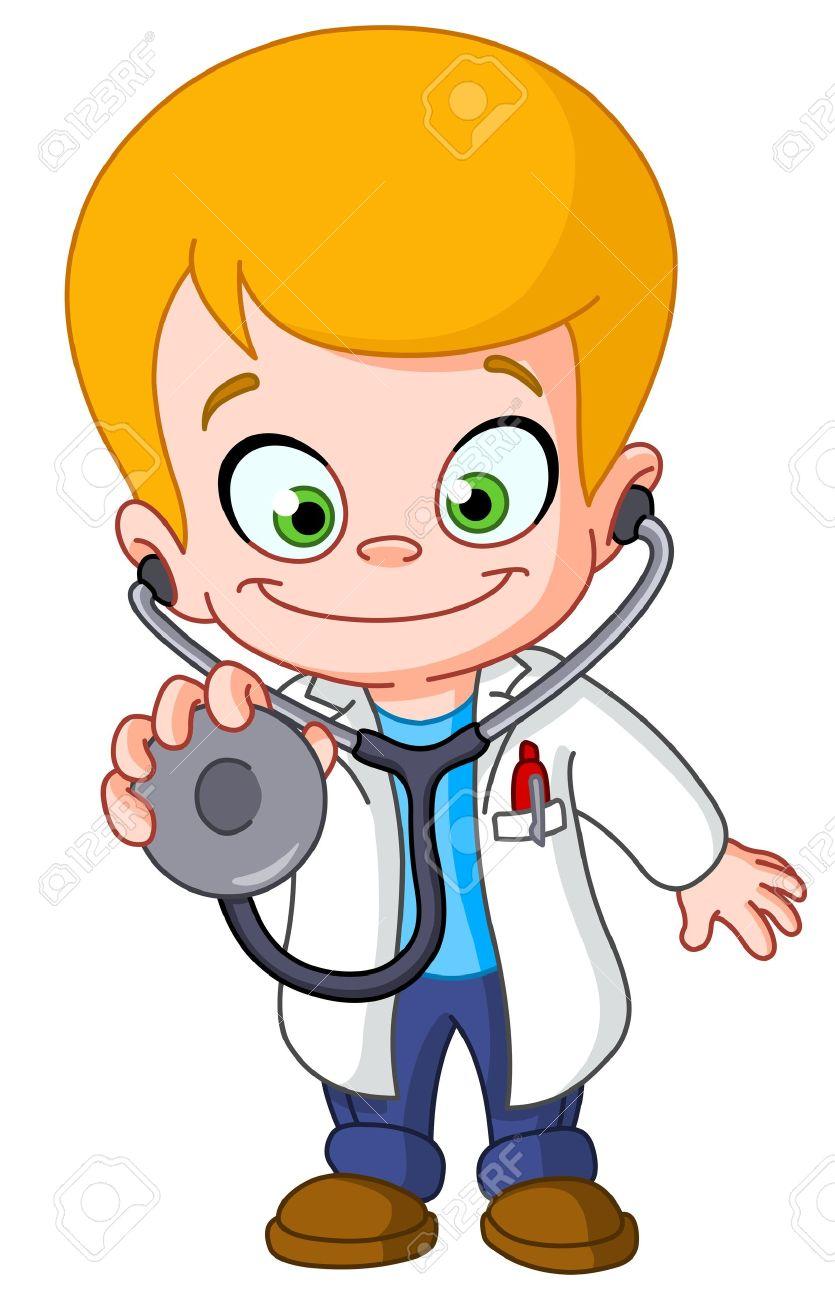 Kid doctor.