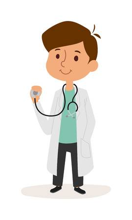 4,818 Kid Doctor Stock Illustrations, Cliparts And Royalty Free Kid.