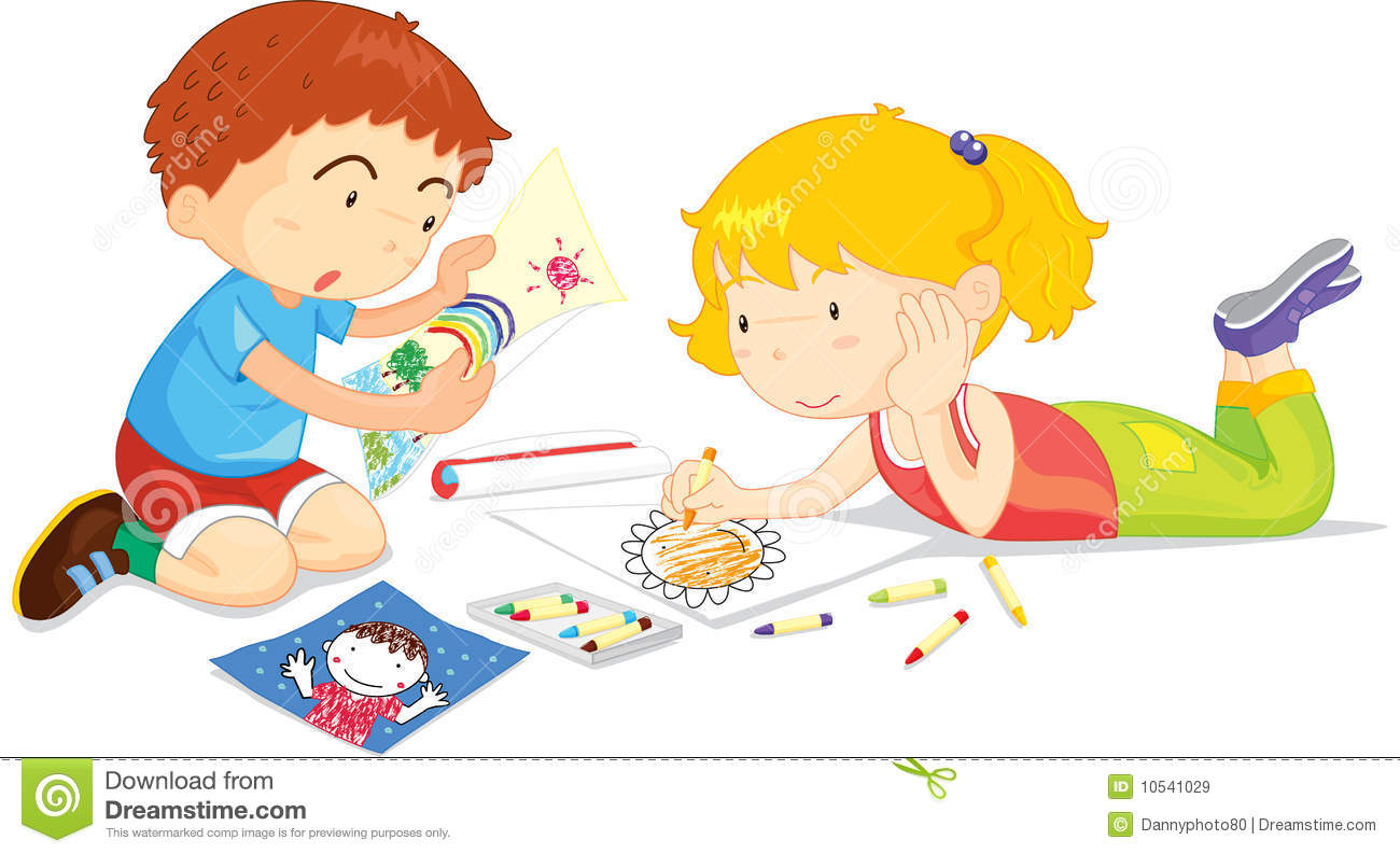 Kids Drawing Clip Art at GetDrawings.com.