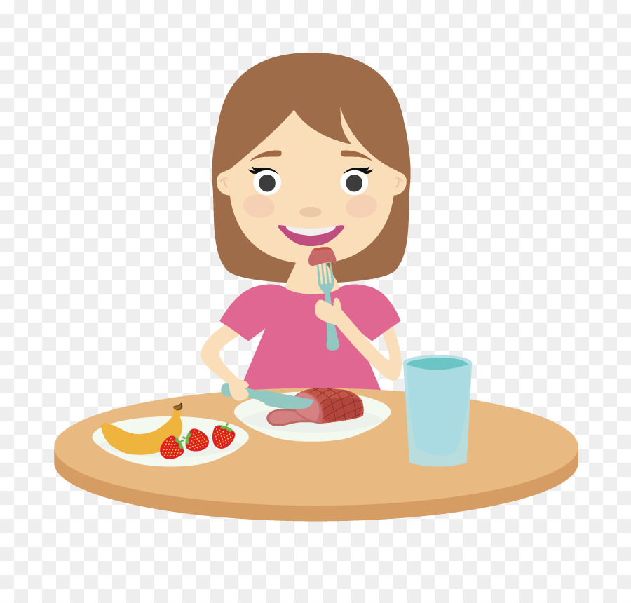 Child eating breakfast clipart 6 » Clipart Station.