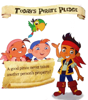 The Pirates Who Don't Do Anything.