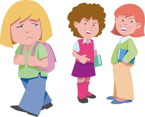 Bullying clipart exclusion, Bullying exclusion Transparent.