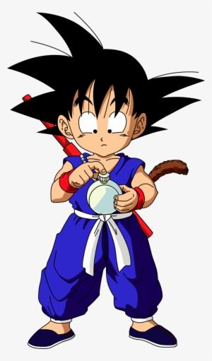 Kid Goku PNG, Transparent Kid Goku PNG Image Free Download.