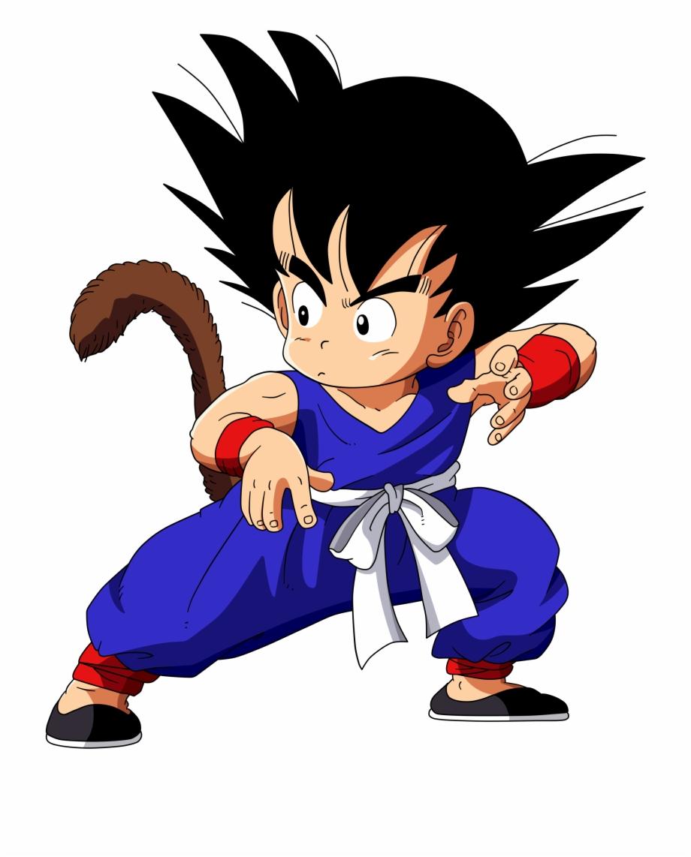 Kid Goku Vs.
