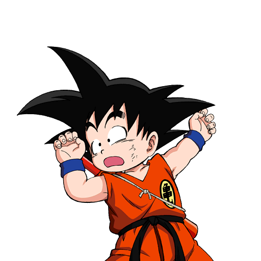 Kid Goku Png (112+ images in Collection) Page 2.