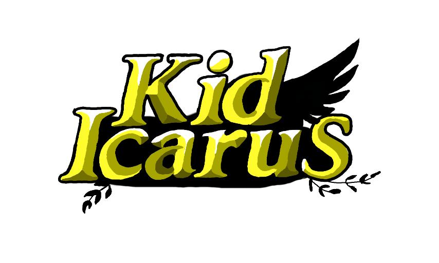 Kid icarus uprising Logos.