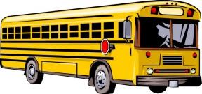 School Bus Seat Clipart.