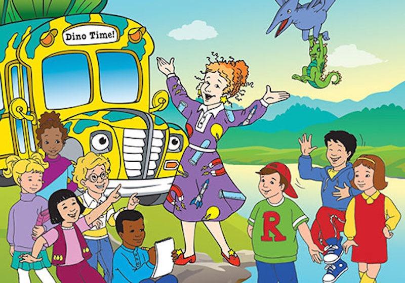 "Seat Belts, Everyone!"" Netflix Is Bringing Back The Magic School."