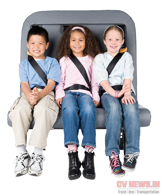 """6 Important safety aspects which """"School bus regulations : AIS 063."""