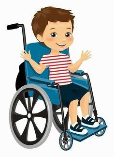 Kid in wheelchair clipart 2 » Clipart Portal.