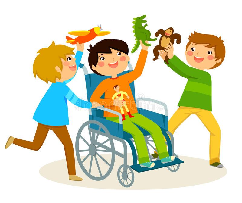 Wheelchair Stock Illustrations.