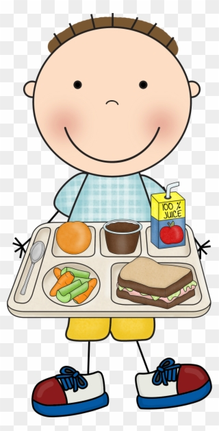Free PNG Kids Lunch Clip Art Download.