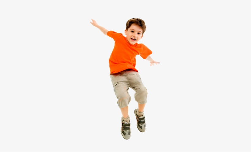 Kids Jumping Png.