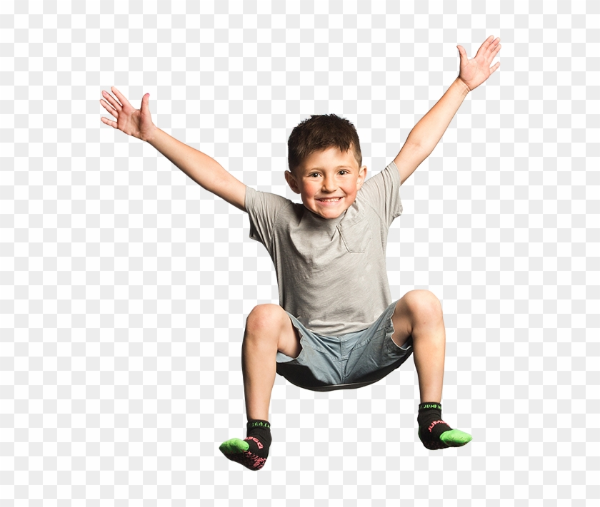 Jumping Kid Png , Png Download.