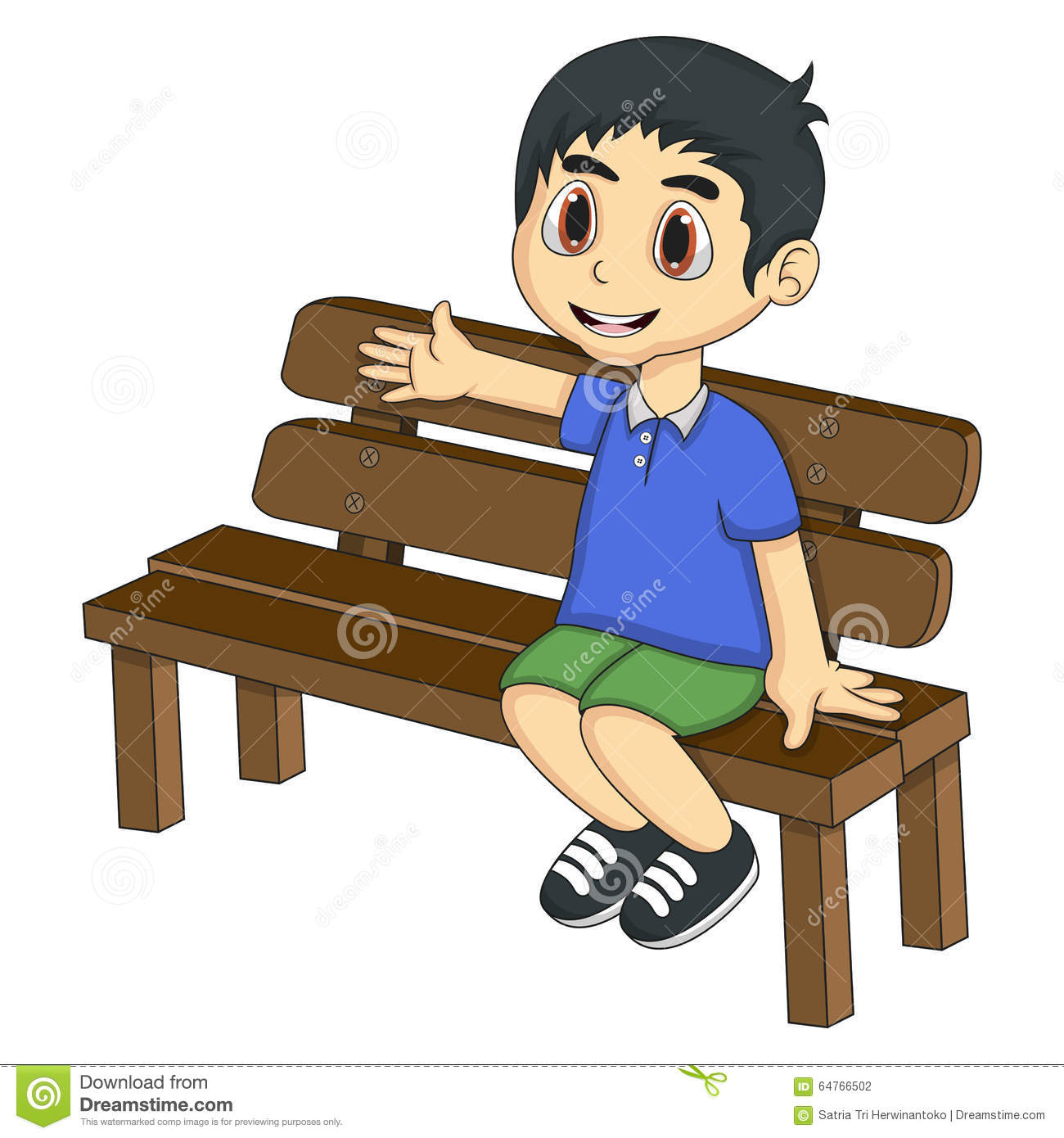 Kid pointing at himself clipart clipground - Cartoon girl sitting alone ...