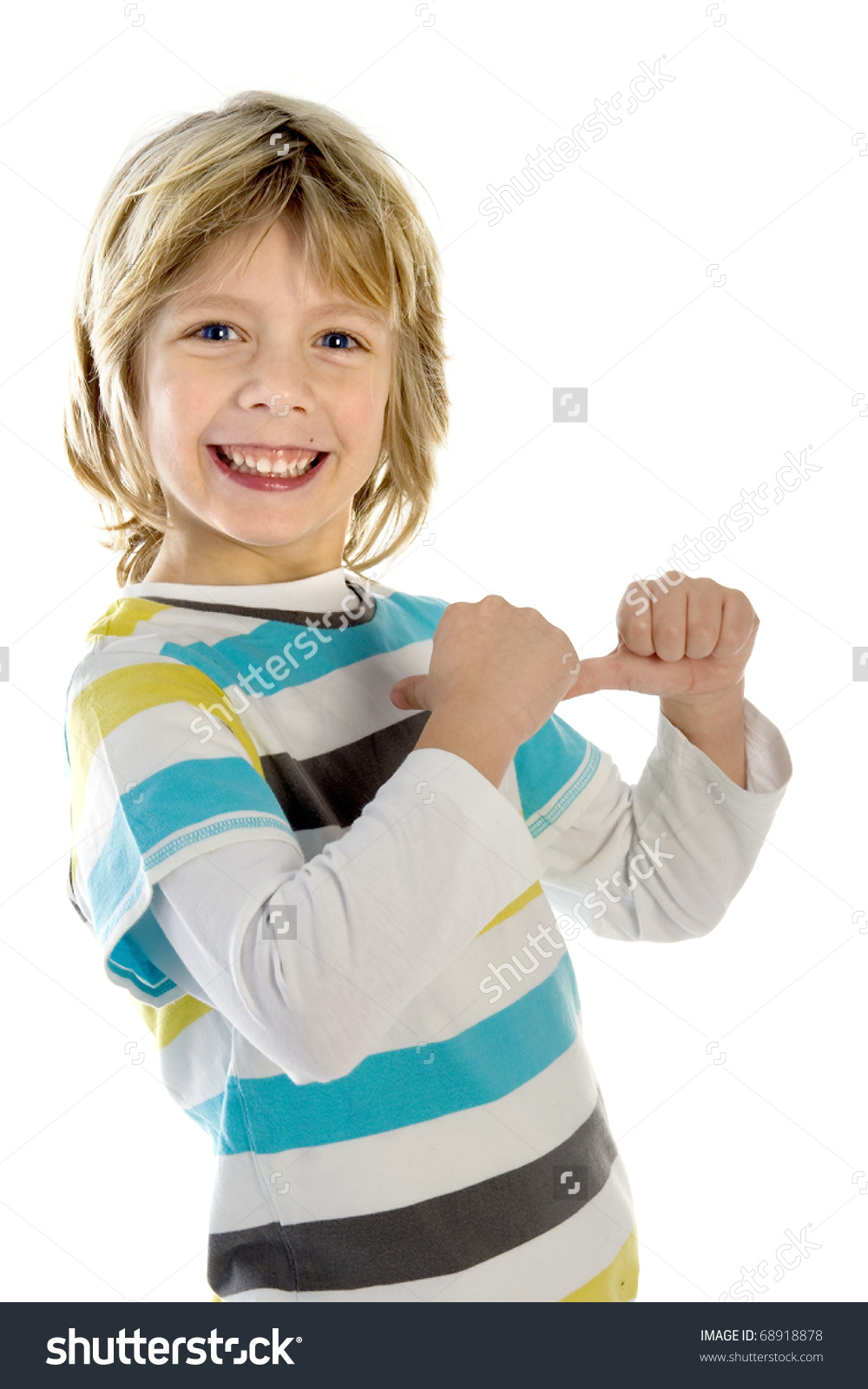 Kid Pointing At Himself Clipart Clipground