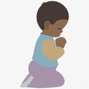 Pray Clipart Child Prayer.