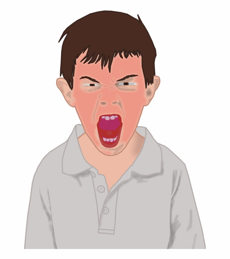 Free Angry Kid Png, Download Free Clip Art, Free Clip Art on.