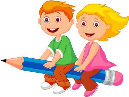Kids School Clipart Png.