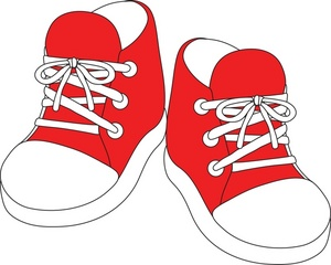 Shoes Clipart.