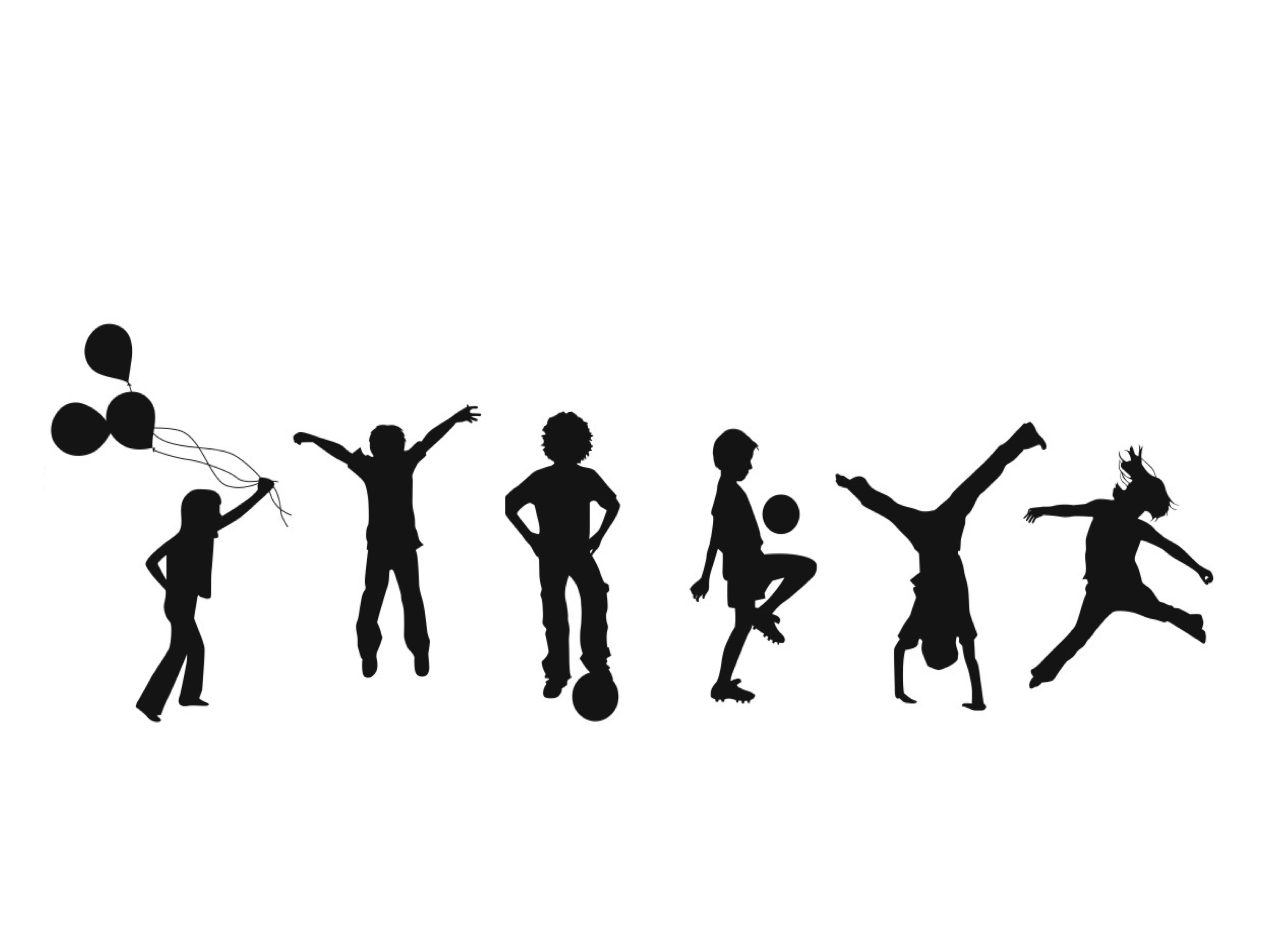 Kid Silhouette Clip Art at GetDrawings.com.