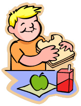 180 Snack Time free clipart.