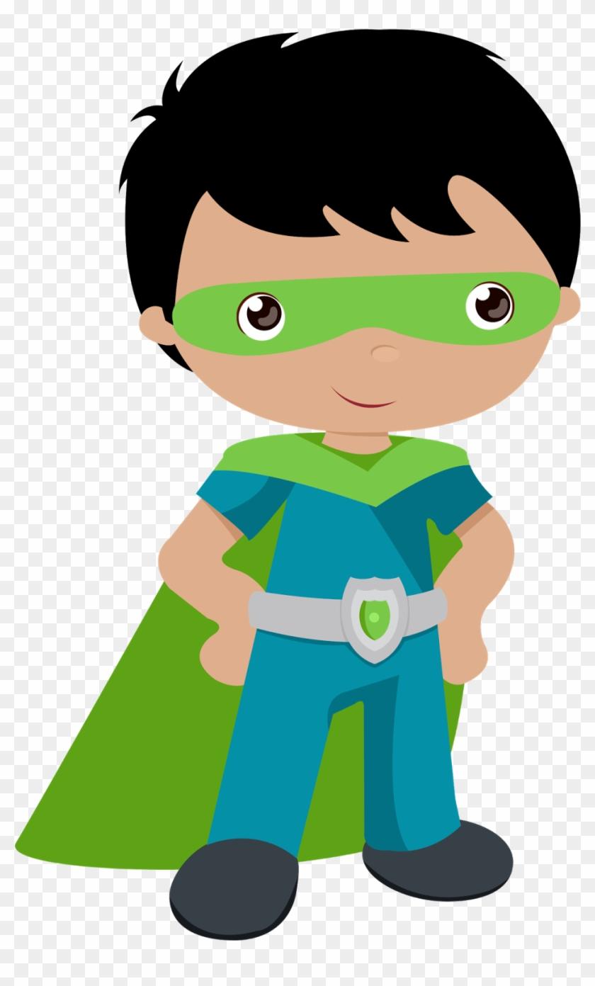 Collection Of Superhero Kids High Quality.